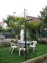 Haus Hauts de seine Sud - Garten