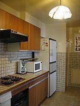 Haus Hauts de seine Sud - Küche