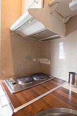 公寓 巴黎17区 - 厨房