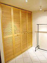 Duplex Paris 16° - Dressing room