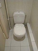 アパルトマン パリ 8区 - トイレ 2