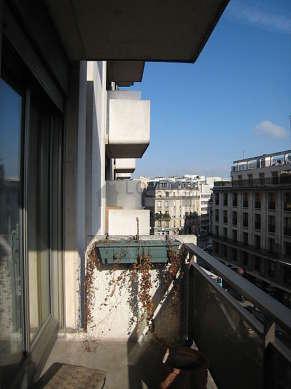 Beau séjour d'un appartementà Paris