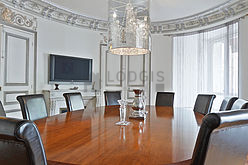 公寓 巴黎8区 - 饭厅