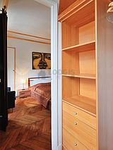 公寓 巴黎8区 - 更衣室