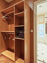 公寓 巴黎8区 - 更衣室  2