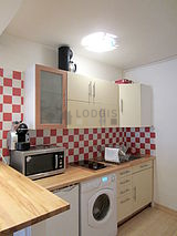 Apartment Paris 2° - Kitchen
