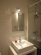 Wohnung Paris 2° - Badezimmer