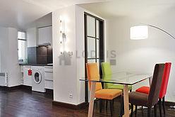 Duplex Paris 1° - Dining room