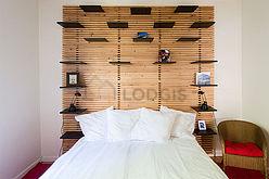 トリプレックス パリ 15区 - ベッドルーム