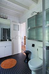 Triplex Paris 15° - Badezimmer