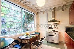 tríplex París 15° - Cocina