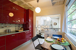 Triplex Paris 15° - Küche
