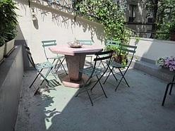 tríplex París 15° - Terraza