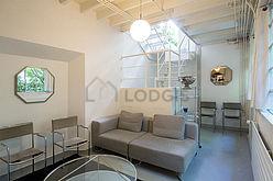 Triplex Paris 15° - Wohnzimmer