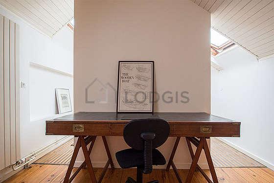 Chambre calme pour 5 personnes équipée de 1 lit(s) de 90cm, 2 lit(s) de 160cm