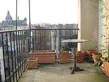 Duplex Paris 4° - Terrasse