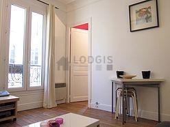 アパルトマン パリ 17区 - リビングルーム