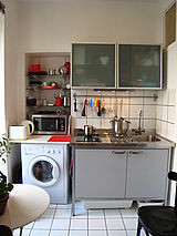 アパルトマン パリ 9区 - キッチン