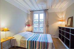 Apartamento París 20° - Dormitorio