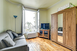 Квартира Seine st-denis Nord - Гостиная