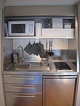 Dúplex Paris 1° - Cozinha