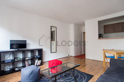 公寓 巴黎14区 - 客廳