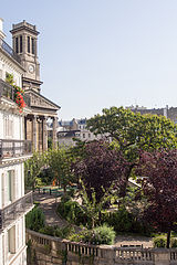 公寓 巴黎10区 - 客厅