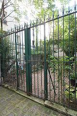 Apartamento París 16° - Jardín