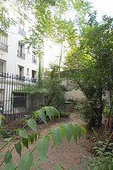 Wohnung Paris 16° - Garten