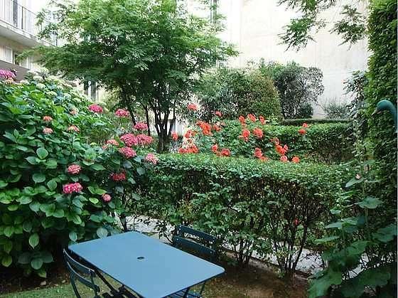 Garden of 15m²