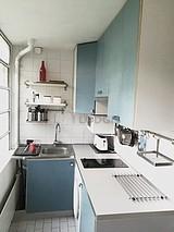 Loft Paris 15° - Küche