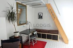 Loft Paris 15° - Wohnzimmer