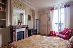 アパルトマン パリ 19区 - ベッドルーム
