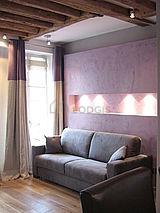 Apartment Paris 4° - Living room