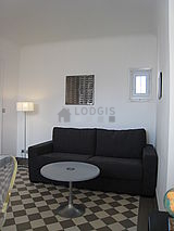 Wohnung Paris 8° - Wohnzimmer