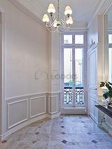 アパルトマン パリ 11区 - 玄関