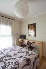 Wohnung Paris 14° - Schlafzimmer