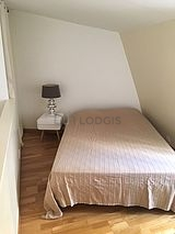 双层公寓 巴黎16区 - 卧室