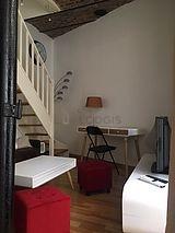 duplex Parigi 16° - Soggiorno