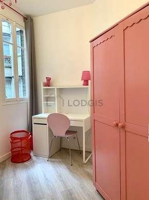 Bedroom of 6m²