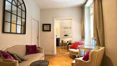 Le Marais Paris 3° 2 bedroom Apartment