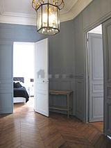 アパルトマン パリ 8区 - 玄関