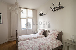 Apartamento París 8° - Dormitorio 3