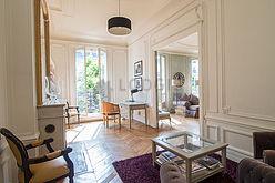 Apartment Paris 8° - Study